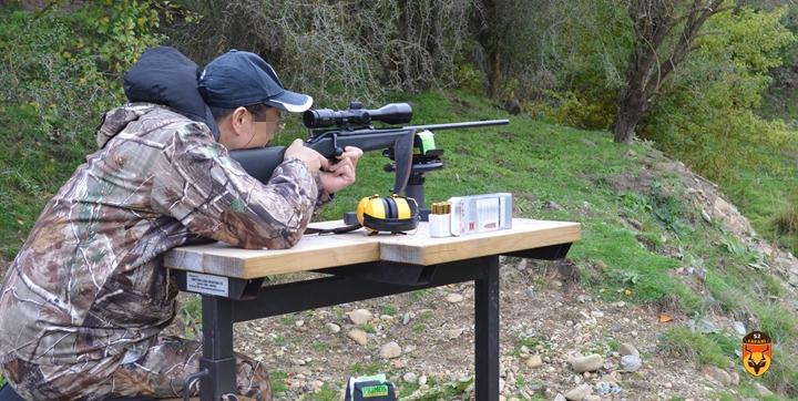新西兰练枪 新西兰打靶 新西兰狩猎