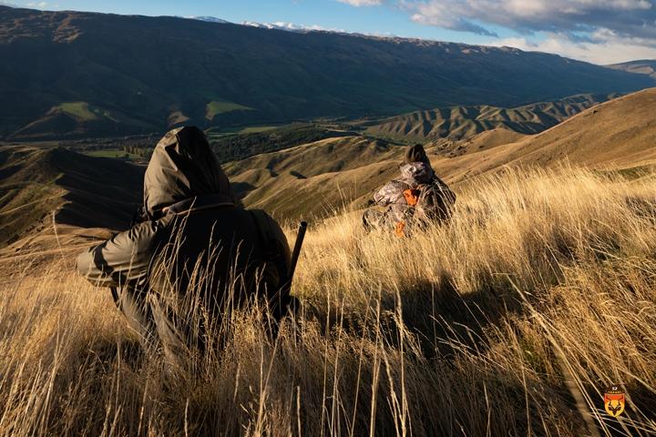 野山羊狩猎团