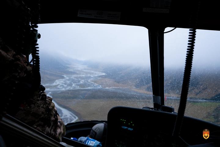 新西兰直升飞机户外团