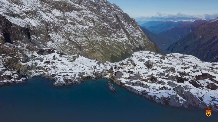 新西兰直升飞机团