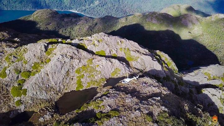 新西兰龙虾直升飞机狩猎团