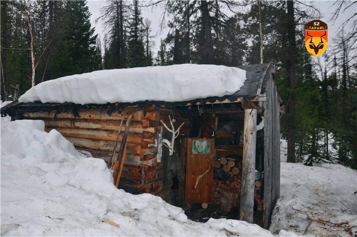 俄罗斯狩猎营地