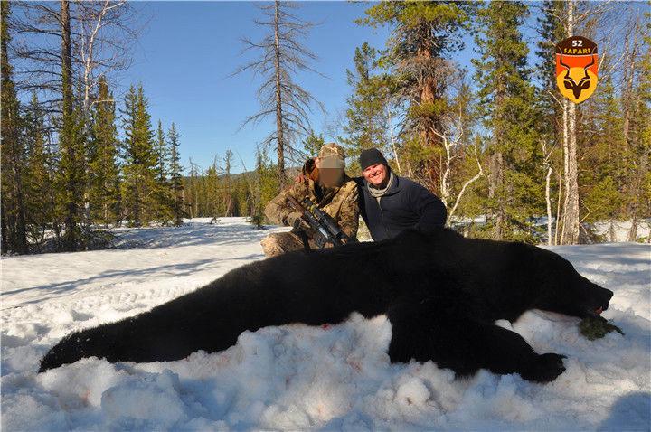 俄罗斯熊狩猎团