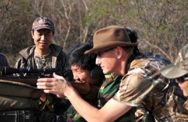 专业狩猎培训