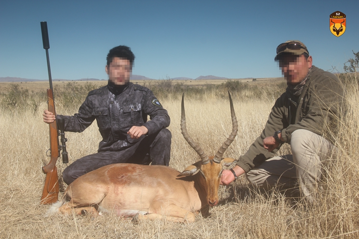 国际狩猎团