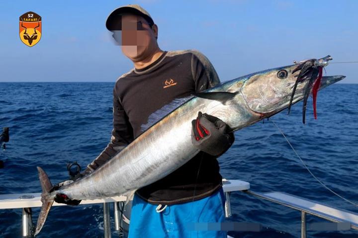 非洲海钓 非洲垂钓 非洲钓鱼