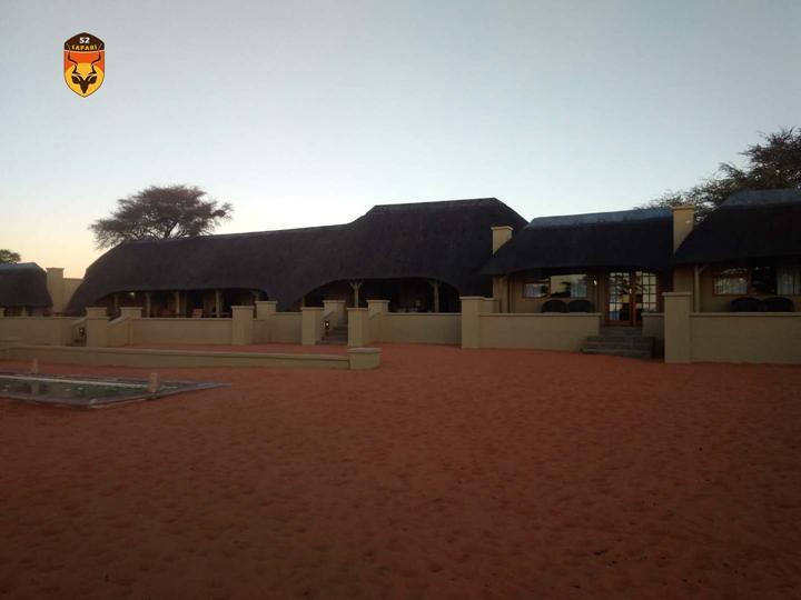 纳米比亚猎场 纳米比亚营地 狩猎营地
