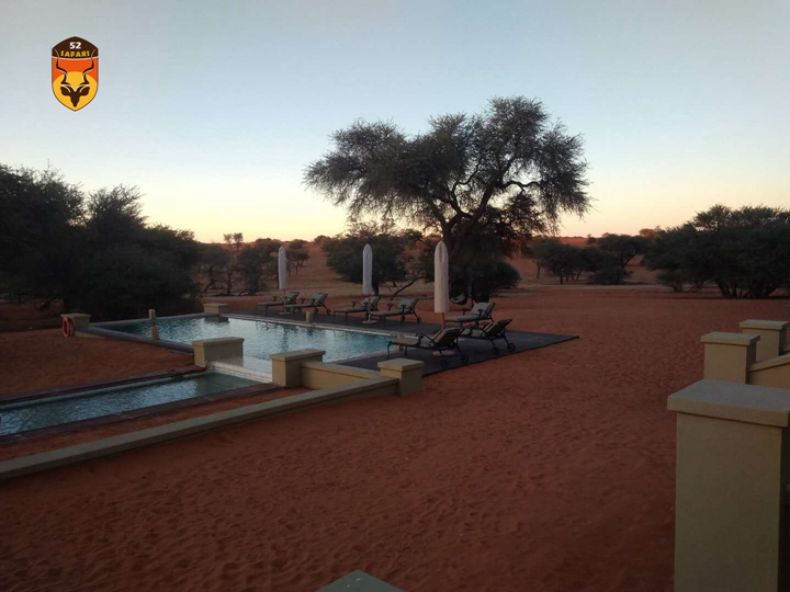 纳米比亚沙漠
