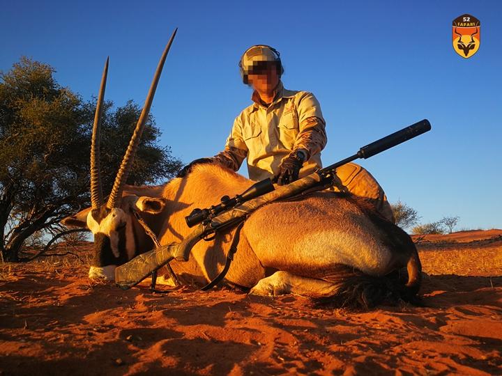非洲羚羊狩猎 直角羚狩猎 剑羚狩猎 纳米比亚狩猎团
