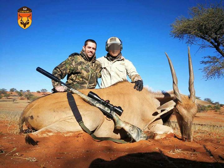大羚羊狩猎 大羚羊猎物费 非洲狩猎