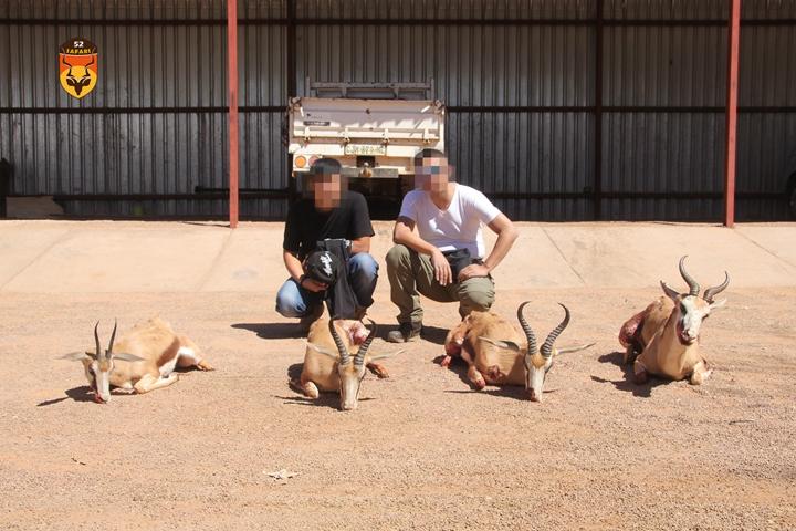 国际狩猎 国外狩猎 非洲狩猎