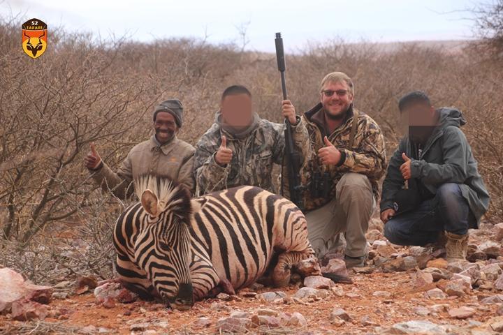 打斑马 斑马打猎 斑马狩猎费