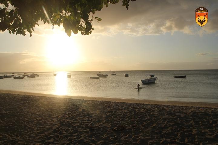 毛里求斯海滩