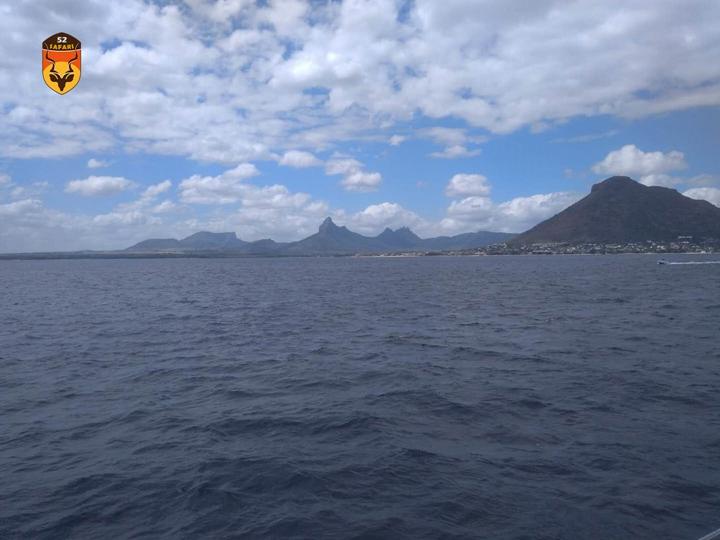 毛里求斯海景