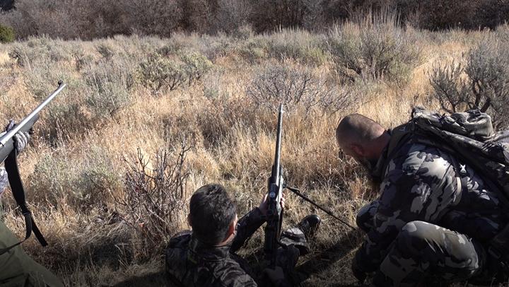 美洲狩猎团