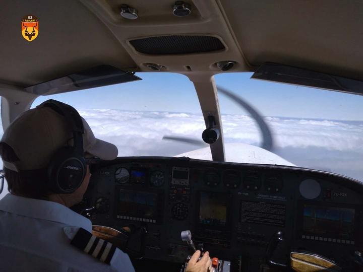 非洲小飞机