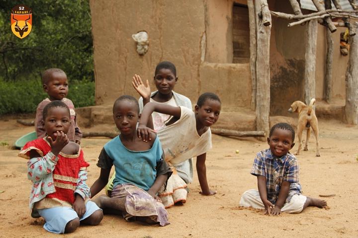 津巴布韦孩子