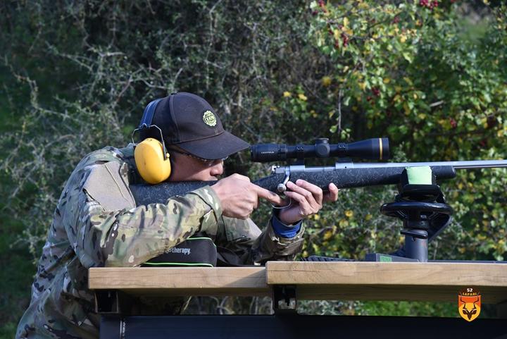 新西兰训练狩猎
