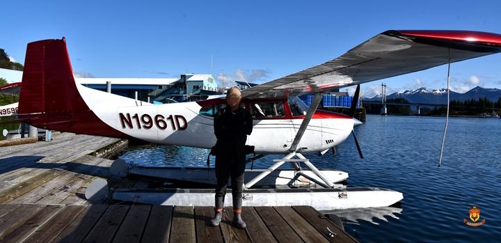 阿拉斯加水上飞机