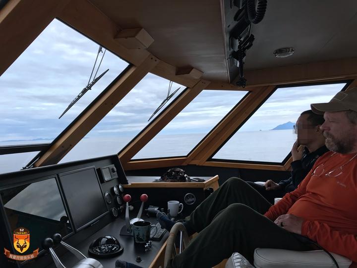 阿拉斯加船狩猎