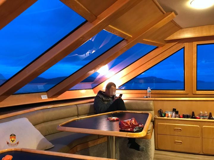 阿拉斯加游艇餐厅