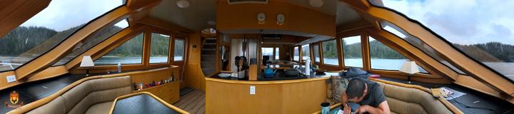 阿拉斯加高端狩猎游艇