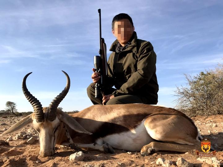 纳米比亚狩猎团