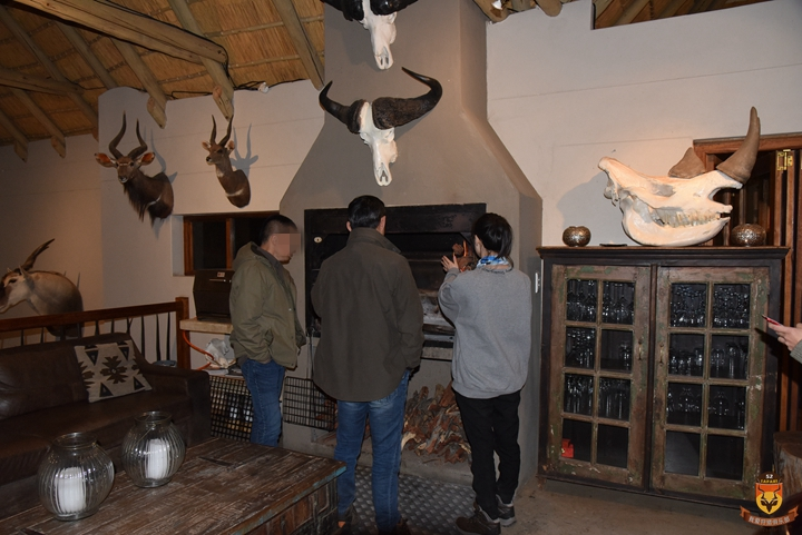 纳米比亚猎场