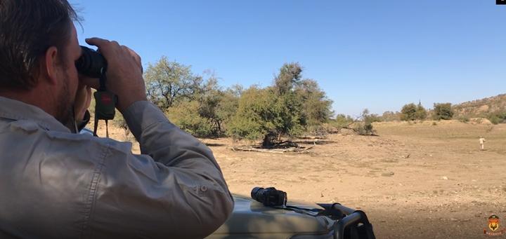 纳米比亚打靶