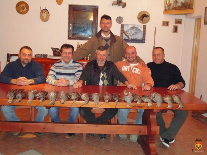 塞尔维亚狩猎 欧洲狩猎 丘鹬狩猎