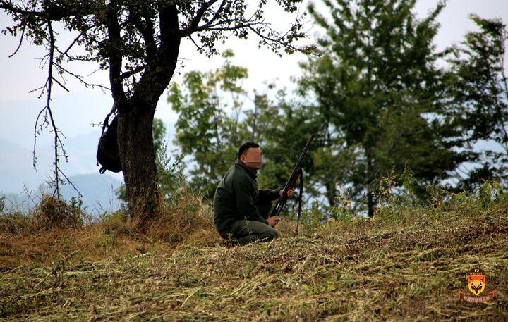 欧洲狩猎团