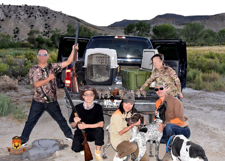 北美狩猎团