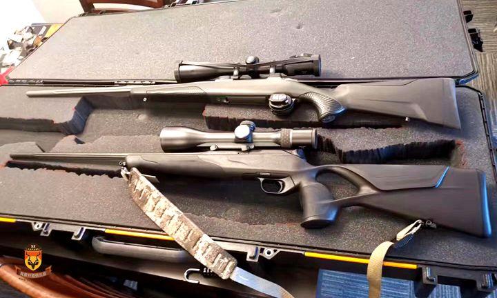 狩猎来福枪
