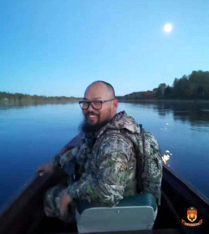加拿大狩猎