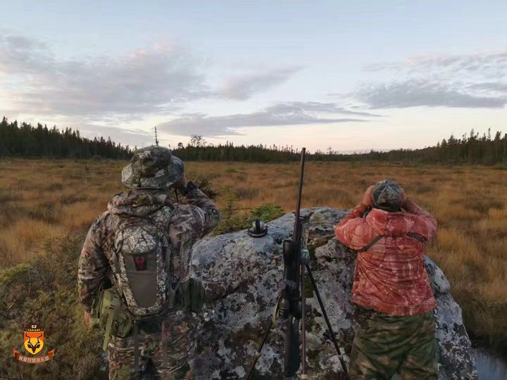 加拿大狩猎团