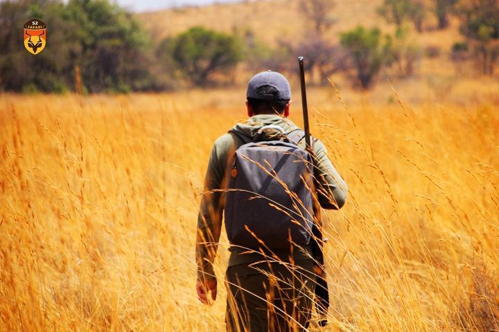 中国人非洲打猎