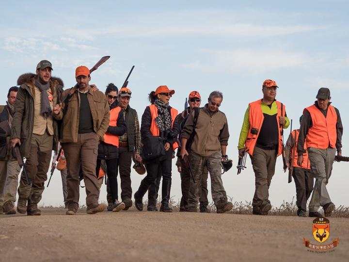 摩洛哥鸟类狩猎
