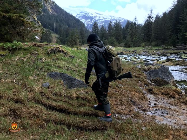 阿拉斯加狩猎