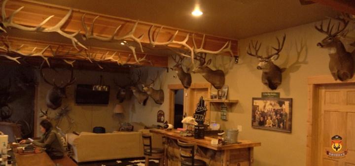 蒙大拿州狩猎营地
