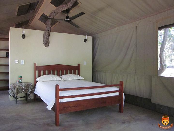 莫桑比克狩猎营地