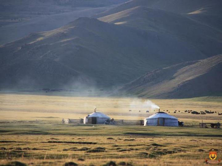 蒙古包狩猎团